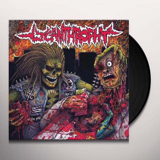 LYCANTHROPHY Vinyl Record