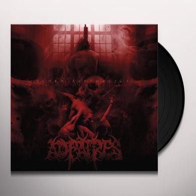 Ad Patres SCORN AESTHETICS Vinyl Record