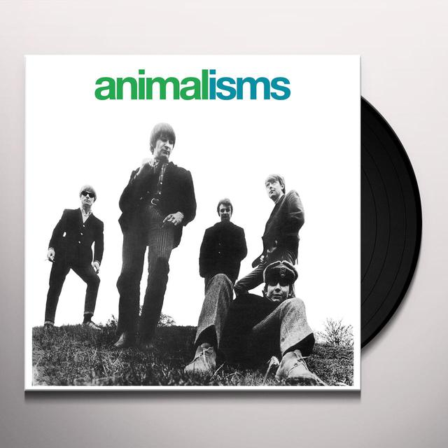 The Animals ANIMALISMS Vinyl Record