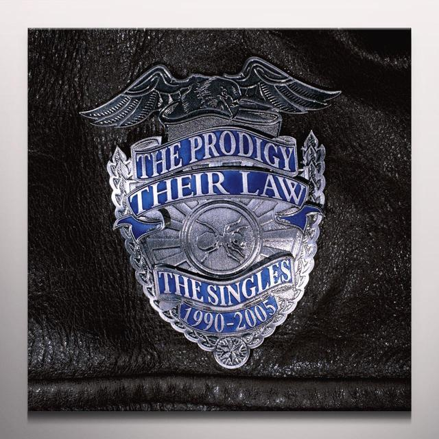 Prodigy THEIR LAW: THE SINGLES 1990-2005 Vinyl Record - Colored Vinyl, Digital Download Included
