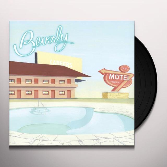 Beverly CAREERS Vinyl Record