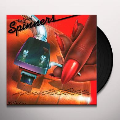 BEST OF SPINNERS Vinyl Record - Limited Edition, 180 Gram Pressing, Anniversary Edition