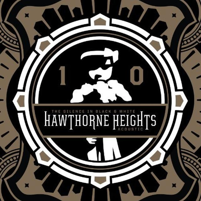 Hawthorne Heights SILENCE IN BLACK & WHITE (Vinyl)