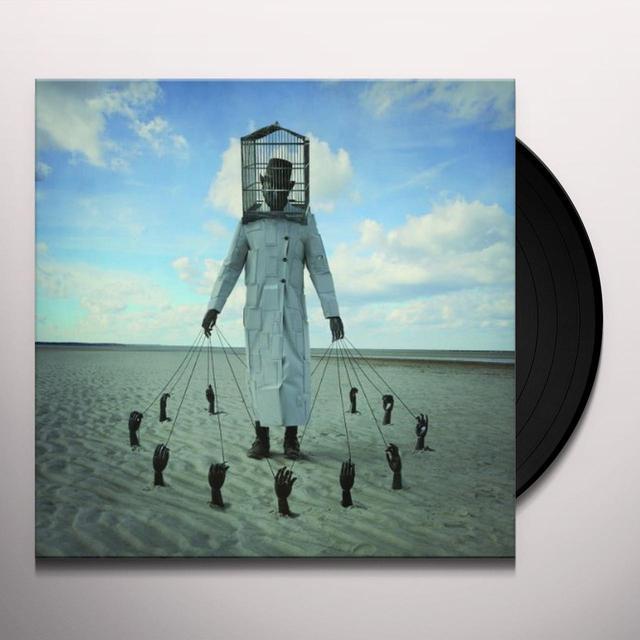 Burden Remains FRAGMENTS Vinyl Record
