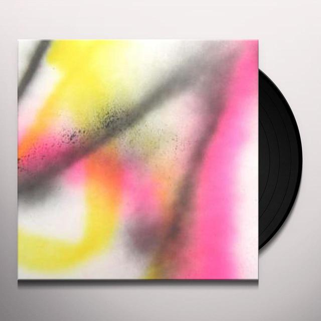 SPRAY PAINT Vinyl Record