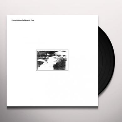 FOTTUTISSMA PELICCERIA ELSA Vinyl Record