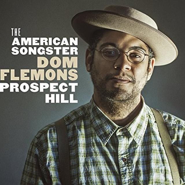 Dom Flemons PROSPECT HILL Vinyl Record