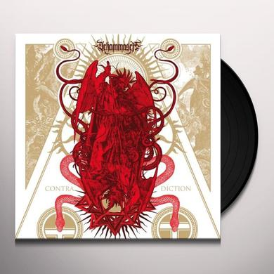 Schammasch CONTRADICTION Vinyl Record