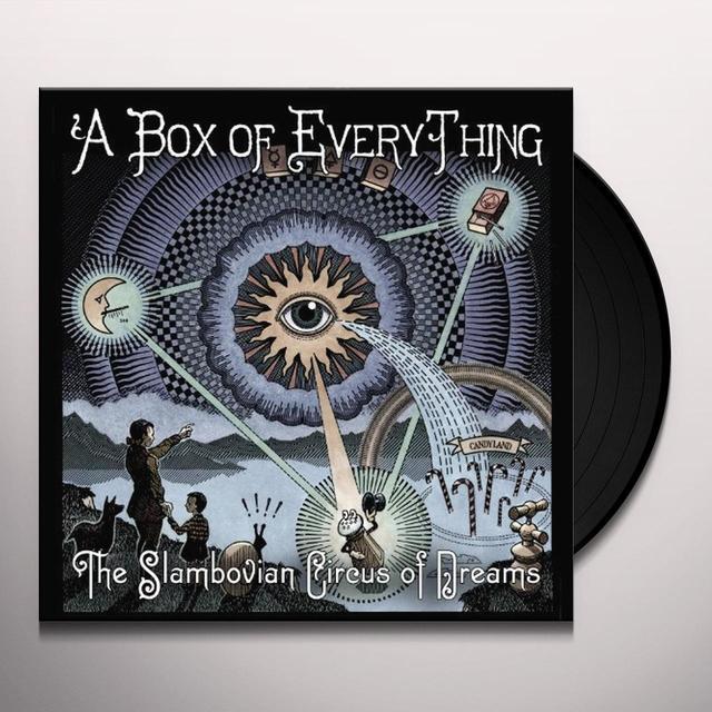 Slambovian Circus Of Dreams BOX OF EVERYTHING Vinyl Record