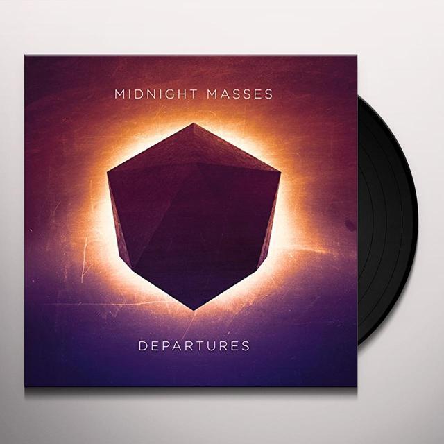 Midnight Masses DEPARTURES Vinyl Record