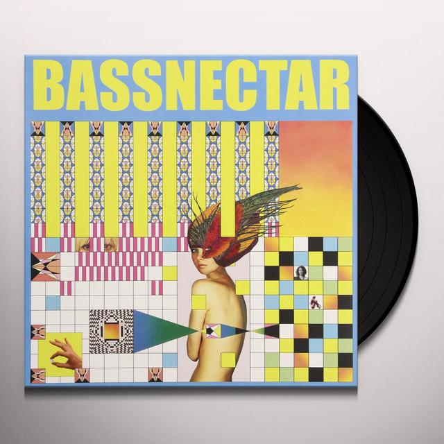 Bassnectar NOISE VS BEAUTY Vinyl Record