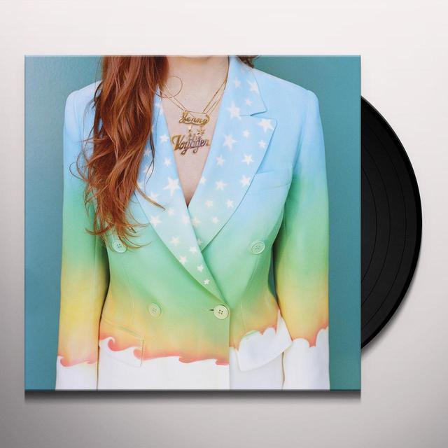 Jenny Lewis THE VOYAGER LP (DLCD) (Vinyl)