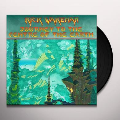 Rick Wakeman JOURNEY TO THE CENTRE OF THE EARTH Vinyl Record