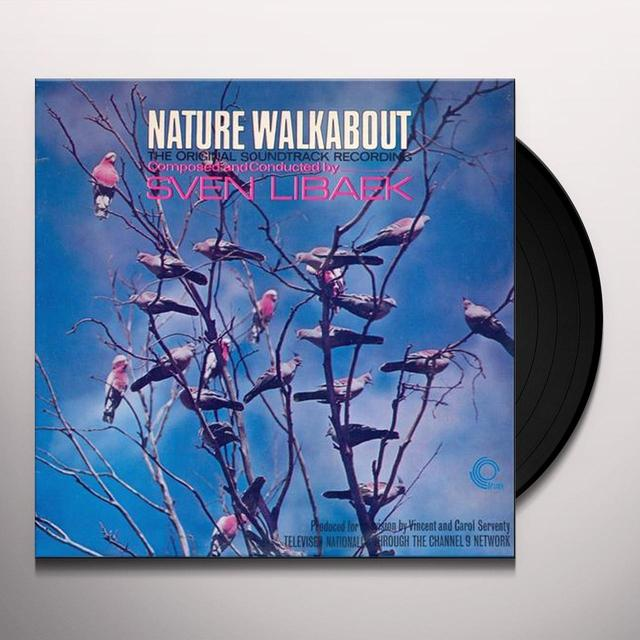 Sven (Gate) (Rmst) (Ogv) Libaek NATURE WALKABOUT / O.S.T. Vinyl Record