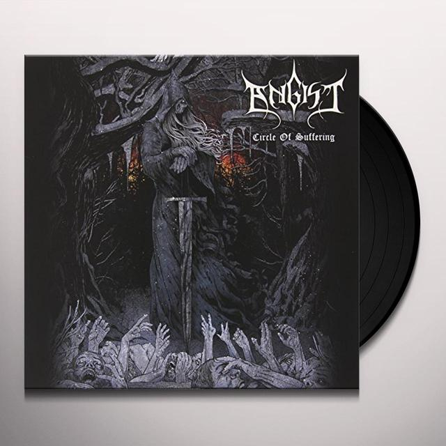 Angist CIRCLE OF SUFFERING Vinyl Record - UK Import