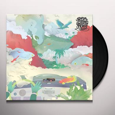 Baron Retif & Concepcion Perez L'INDIEN Vinyl Record