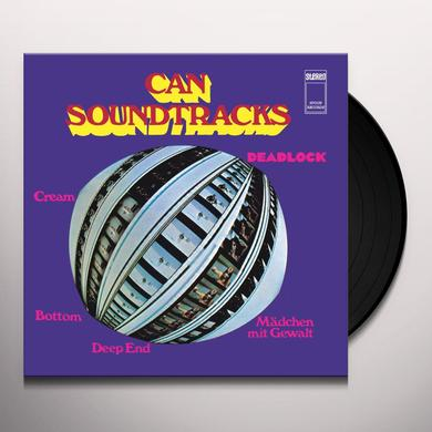 Can SOUNDTRACKS Vinyl Record - UK Import