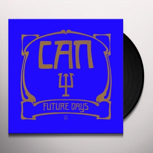 Can FUTURE DAYS Vinyl Record - UK Release