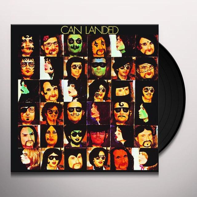 Can LANDED Vinyl Record - UK Import