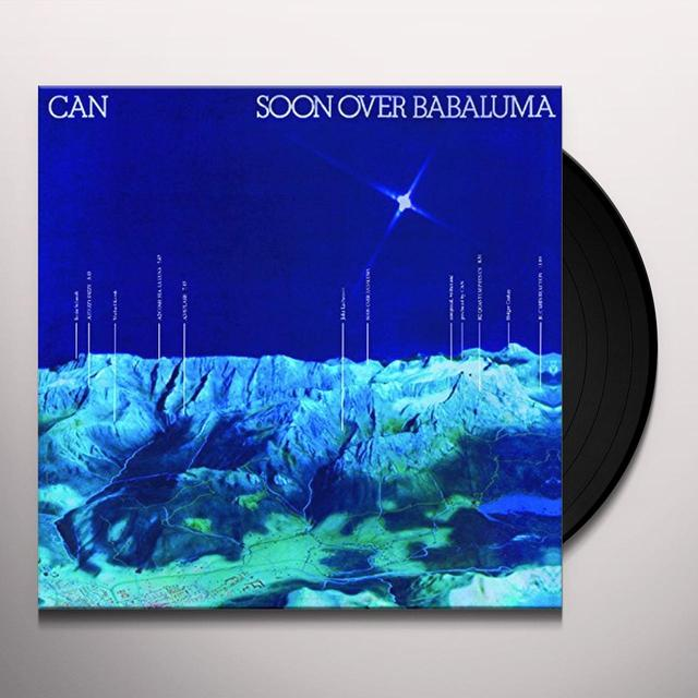 Can SOON OVER BABALUMA Vinyl Record - UK Import