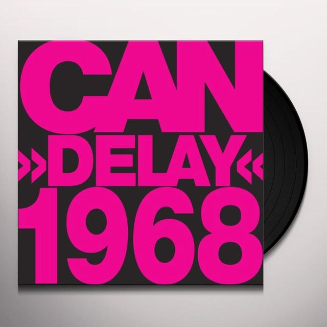 Can DELAY Vinyl Record - UK Import
