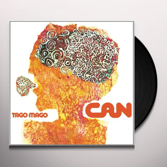 Can TAGO MAGO Vinyl Record - UK Import