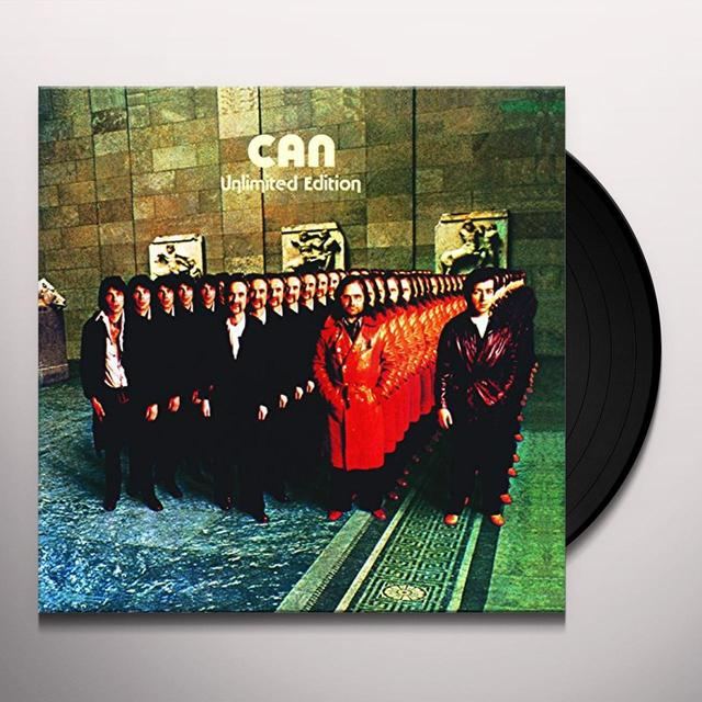 Can UNLIMITED EDITION Vinyl Record - UK Import