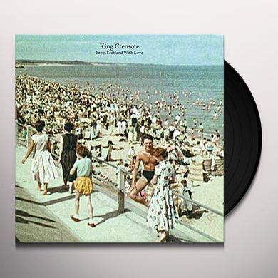 King Creosote FROM SCOTLAND WITH LOVE Vinyl Record - UK Release