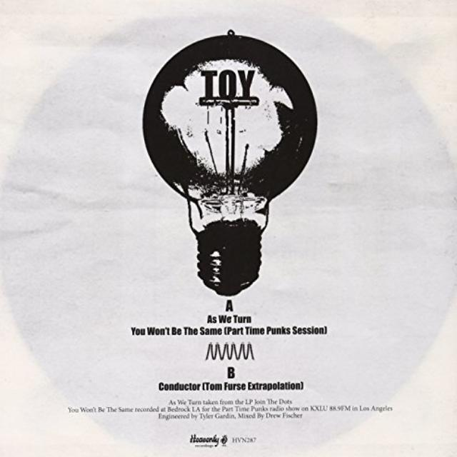 Toy AS WE TURN Vinyl Record