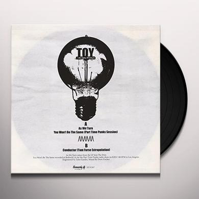 Toy AS WE TURN Vinyl Record - UK Import