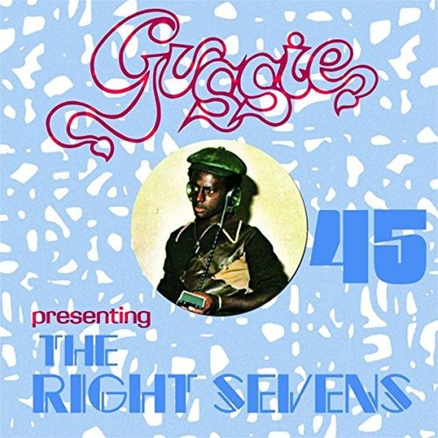 Gussie Clark GUSSIE PRESENTING: THE RIGHT SEVENS Vinyl Record - UK Import