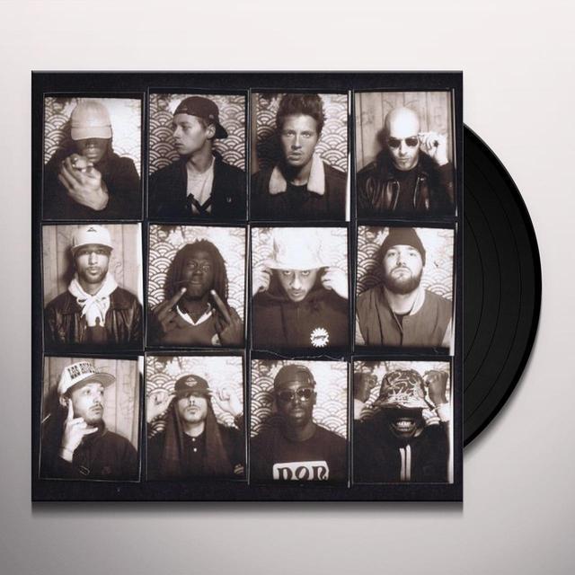 Entourage JEUNES ENTREPRENEURS Vinyl Record