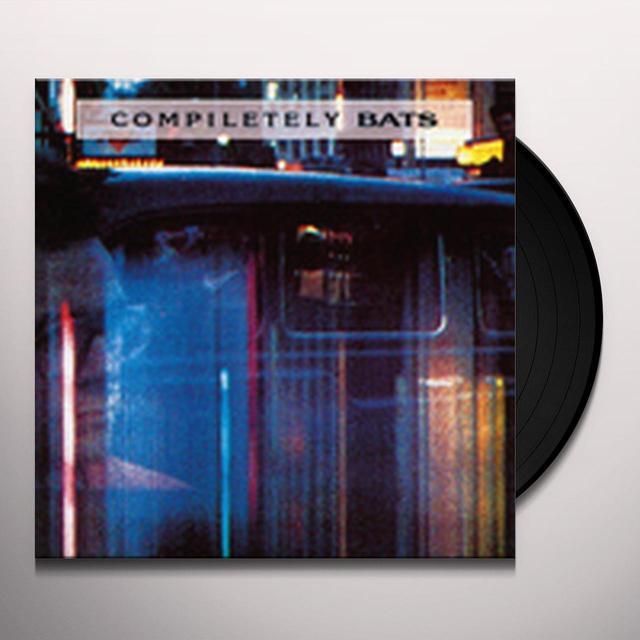 COMPILETELY BATS Vinyl Record - Canada Release