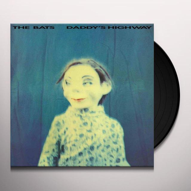 Bats DADDYS HIGHWAY Vinyl Record - Canada Import