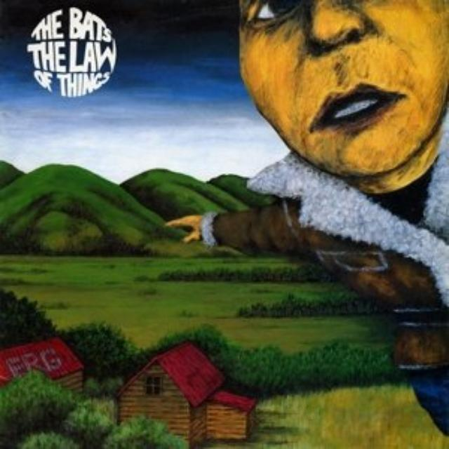 Bats LAW OF THINGS Vinyl Record - Canada Import