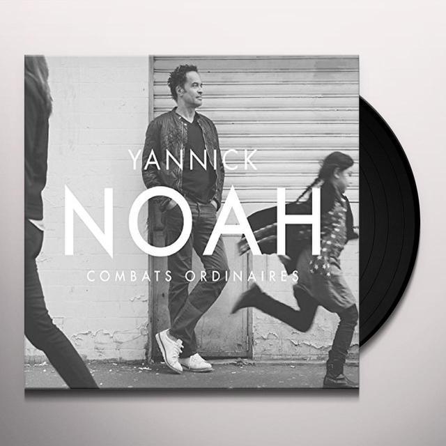 Yannick Noah COMBATS ORDINAIRES (GER) Vinyl Record