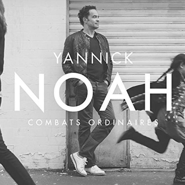 Yannick Noah COMBATS ORDINAIRES Vinyl Record