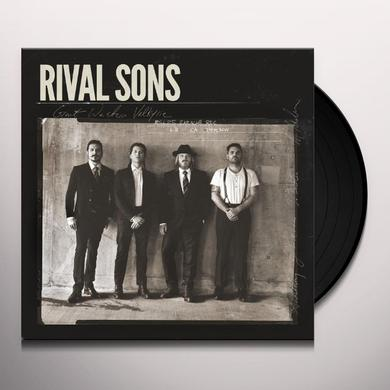 Rival Sons GREAT WESTERN VALKYRIE Vinyl Record - Canada Import