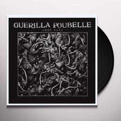 Guerilla Poubelle AMOR FATI Vinyl Record - Canada Import