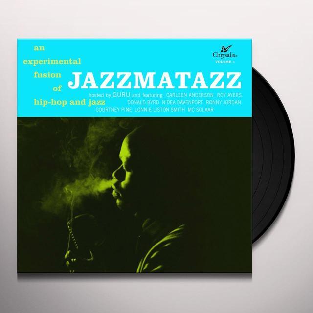 Guru JAZZMATAZZ Vinyl Record