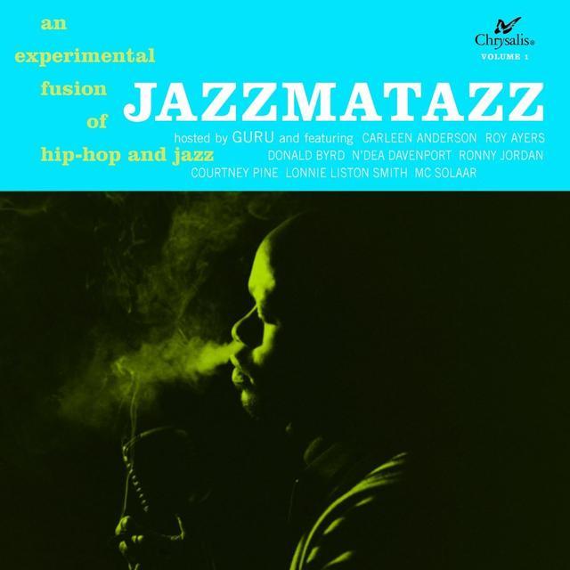 Guru JAZZMATAZZ Vinyl Record - Holland Import