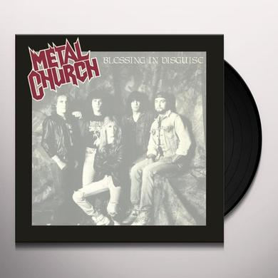 Metal Church BLESSING IN DISGUISE Vinyl Record