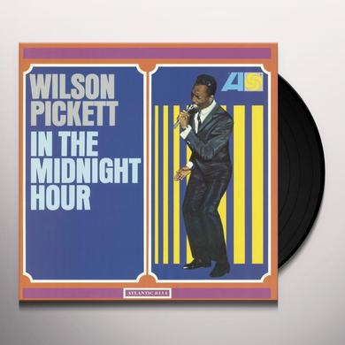 Wilson Pickett IN THE MIDNIGHT HOUR Vinyl Record - Holland Import