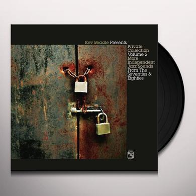KEV BEADLE PRESENTS PRIVATE COLLECTION 2 / VARIOUS Vinyl Record