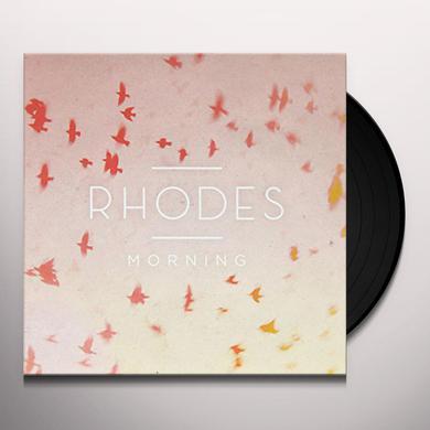 RHODES MORNING Vinyl Record