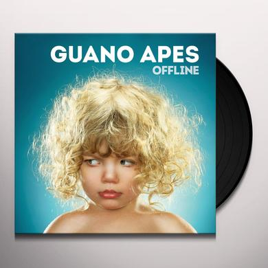 Guano Apes OFFLINE Vinyl Record - Holland Import
