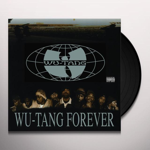 WU-TANG FOREVER Vinyl Record - Holland Import