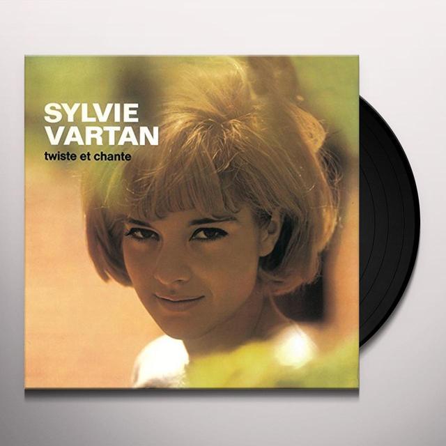 Sylvie Vartan TWISTE ET CHANTE Vinyl Record - Italy Import