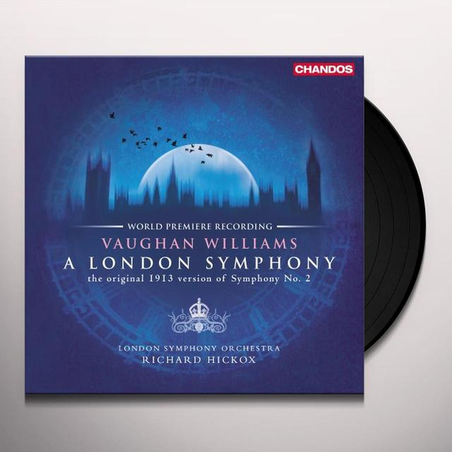 Williams LONDON SYM Vinyl Record