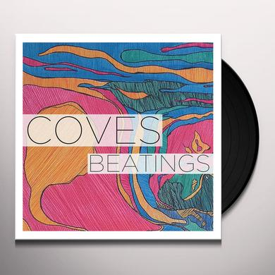 Coves BEATINGS Vinyl Record